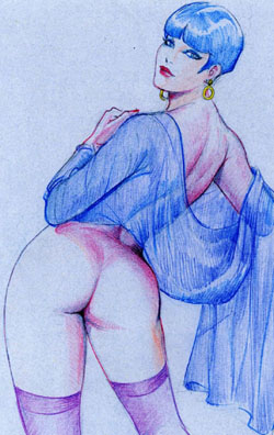 Pin-up de Frollo